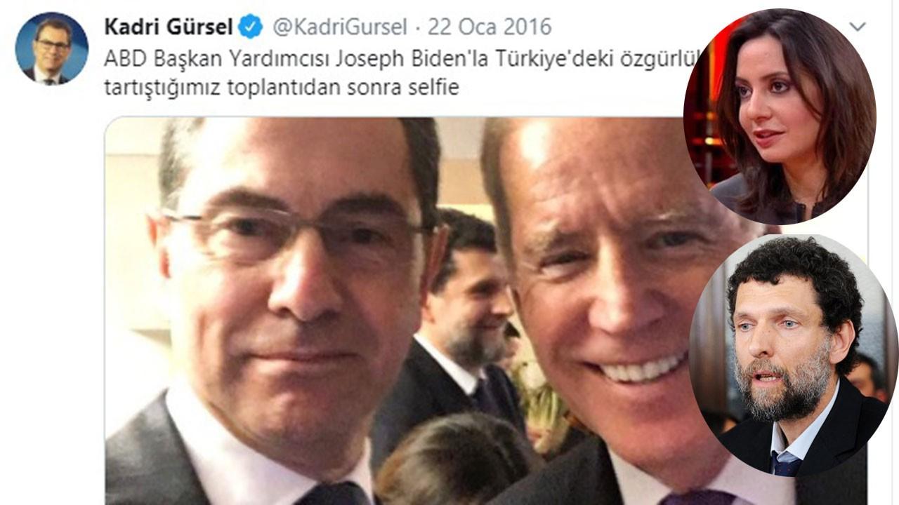 İşte Joe Biden'ın Türkiye'de görüştüğü muhalifler