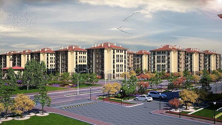 TOKİ'den 140 bin liraya satılık daireler - Sayfa 1