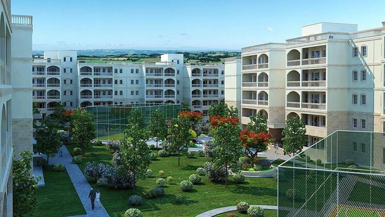 TOKİ'den 140 bin liraya satılık daireler