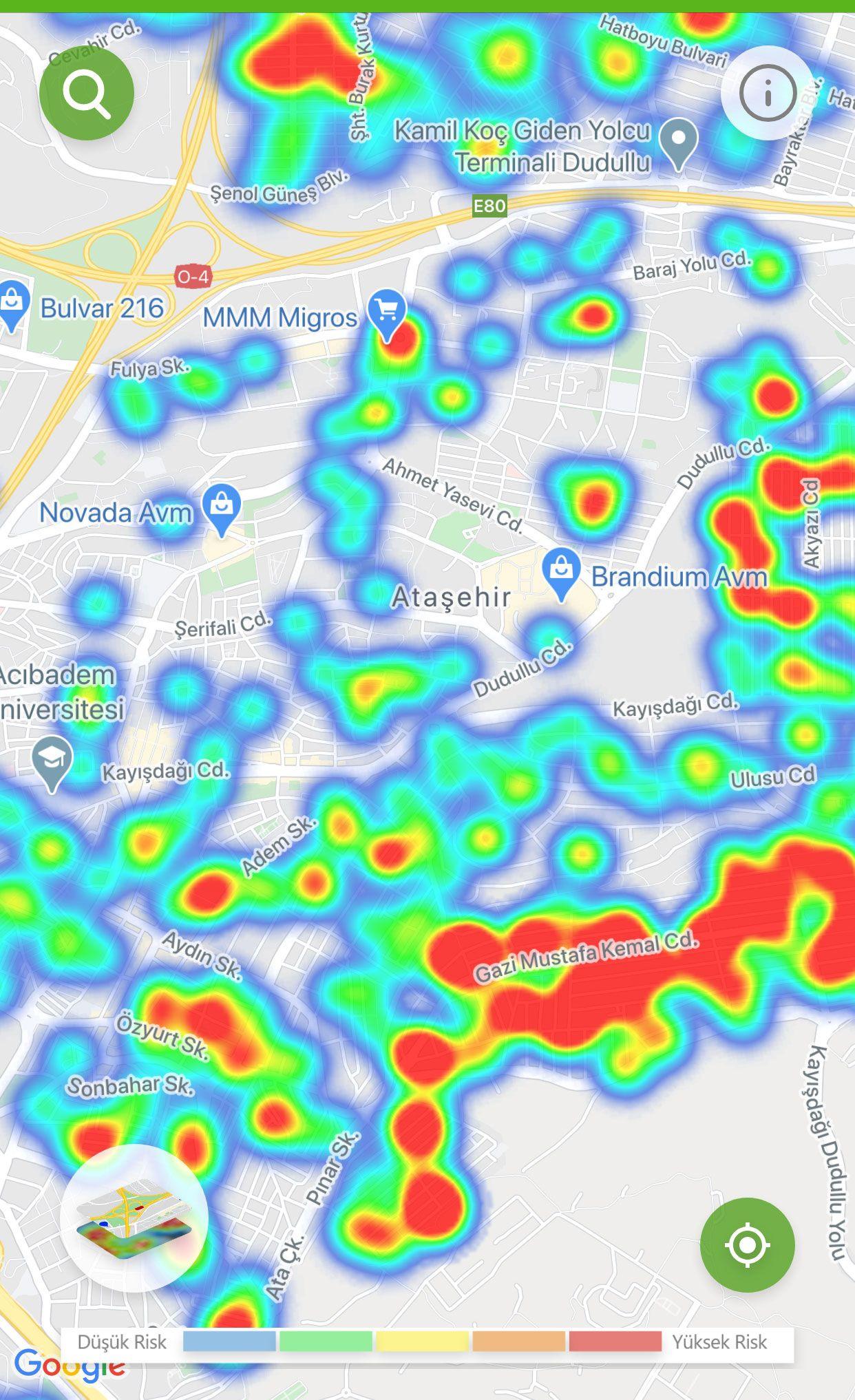 İstanbul'un ilçe ilçe koronavirüs haritasında korkunç tablo - Sayfa 2