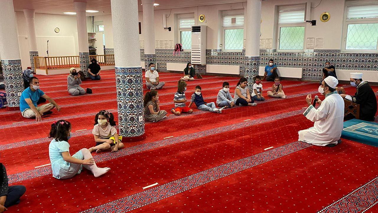 DİTİB'de 'Bed-i Besmele' geleneği devam ediyor - Sayfa 2