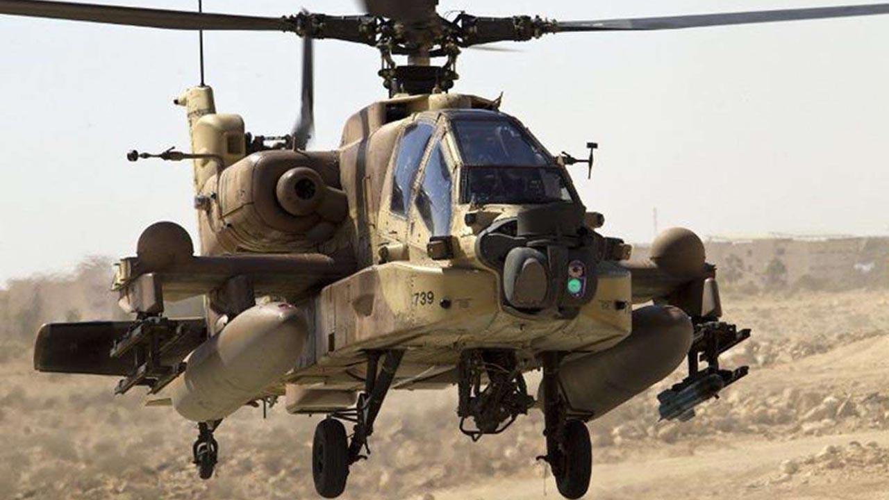 ABD Esed'in askerlerini hedef aldı