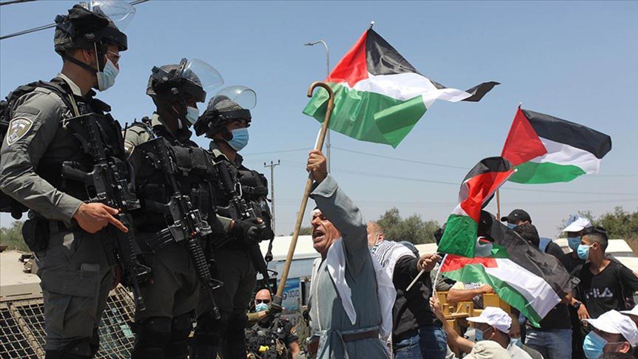 BAE yüzünden İsrail artık asla işgal ettiği yerlerden çekilmeyecek