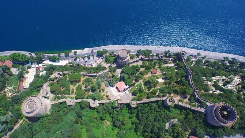 Türkiye'yi üç bir yandan saran sahil kaleleri - Sayfa 2