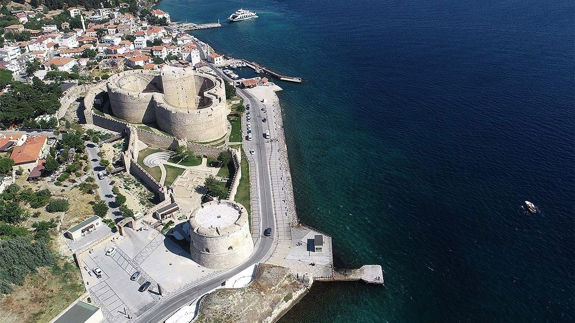 Türkiye'yi üç bir yandan saran sahil kaleleri - Sayfa 3