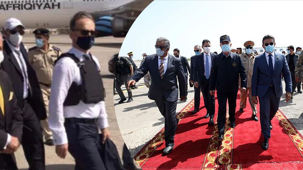 Türkiye, Almanya ve Katar'dan önemli ziyaretçiler