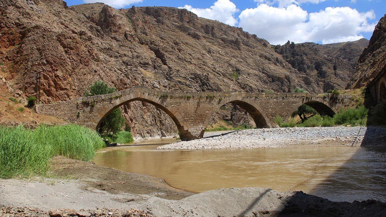 Sivas Divriği'de 800 yıllık Kız Köprüsü'ne iş makineleriyle daldılar - Sayfa 2