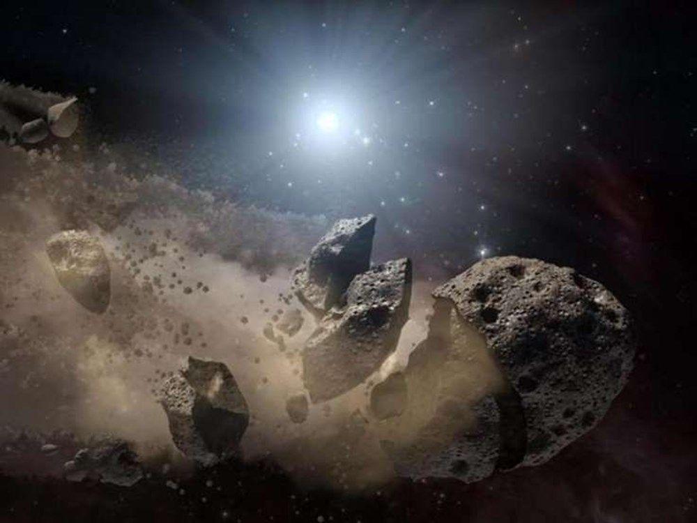 NASA açıkladı: Bu ilk kez oldu - Sayfa 1