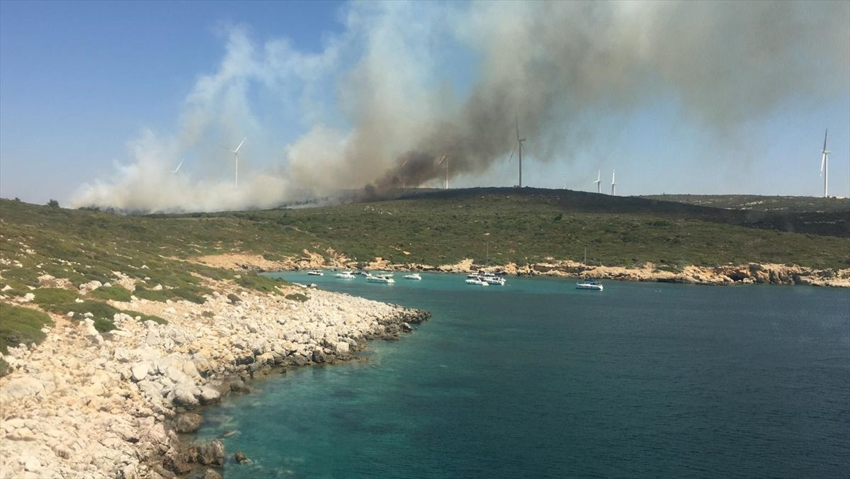 Görüntüler İzmir Seferihisar'dan - Sayfa 3