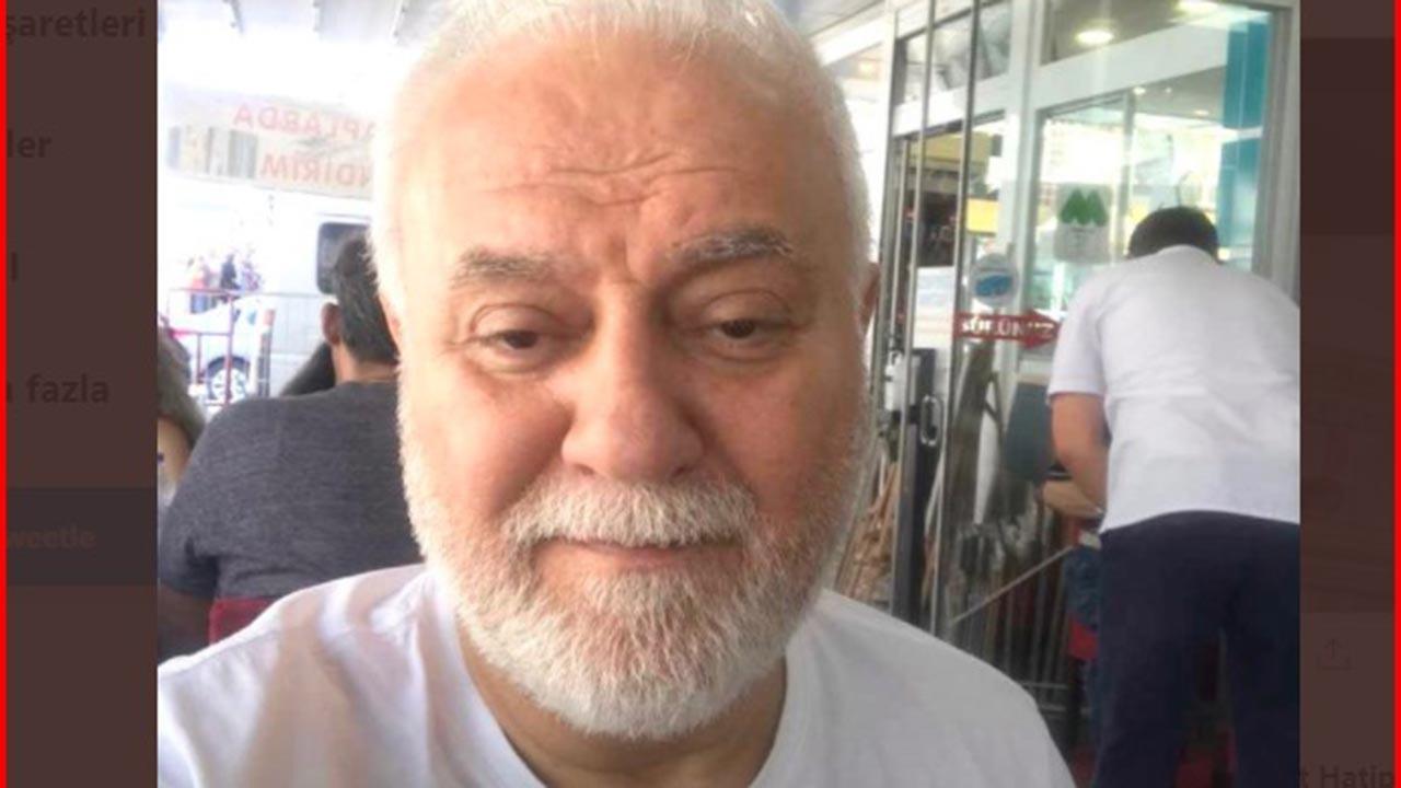 Nihat Hatipoğlu'nun Kovid-19 testi pozitif çıktı