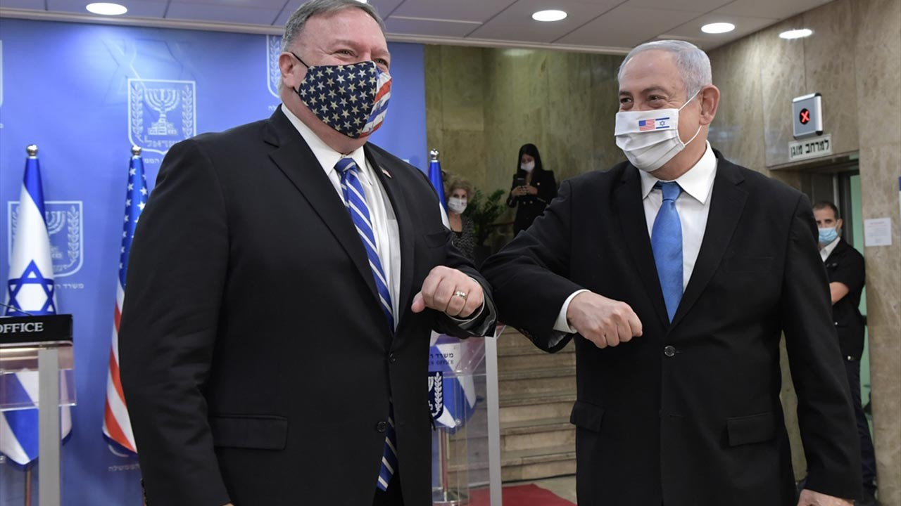 Bölgede İsrail'den daha güçlüsüne müsaade yok