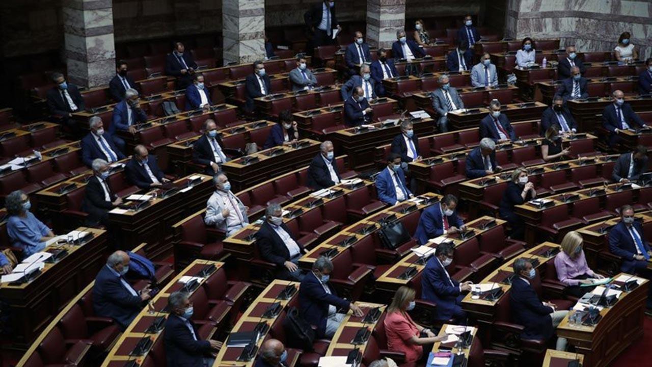 Yunan meclisi Mısır ile yapılan anlaşmayı onayladı