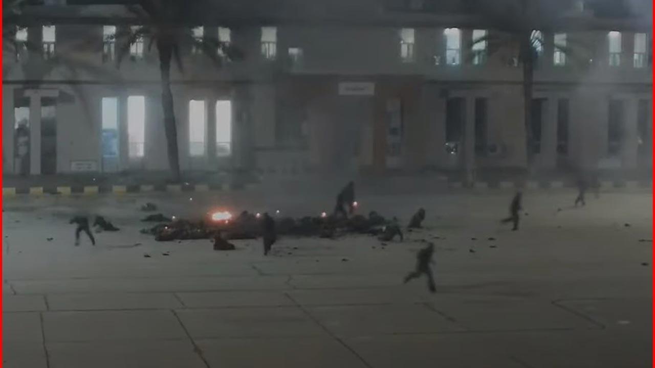 Öğrencileri katleden SİHA BAE'ye ait çıktı