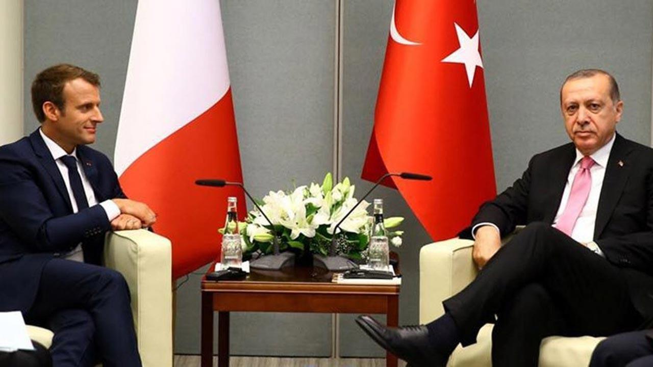Fransa Cumhurbaşkanı Macron: Sorunumuz Türk halkıyla değil Erdoğan'la