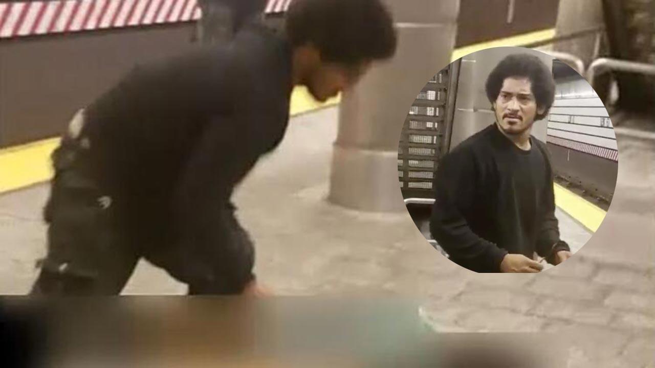 New York Metrosunda tecavüz girişimi