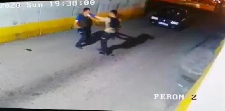 Polis ile bekçi yumruk yumruğa kavga etti - Sayfa 2