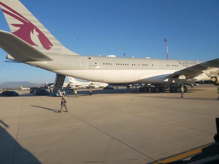 Katar Emiri 2 kamyon eşya ve 500 bavulla Bodrum'da - Sayfa 2