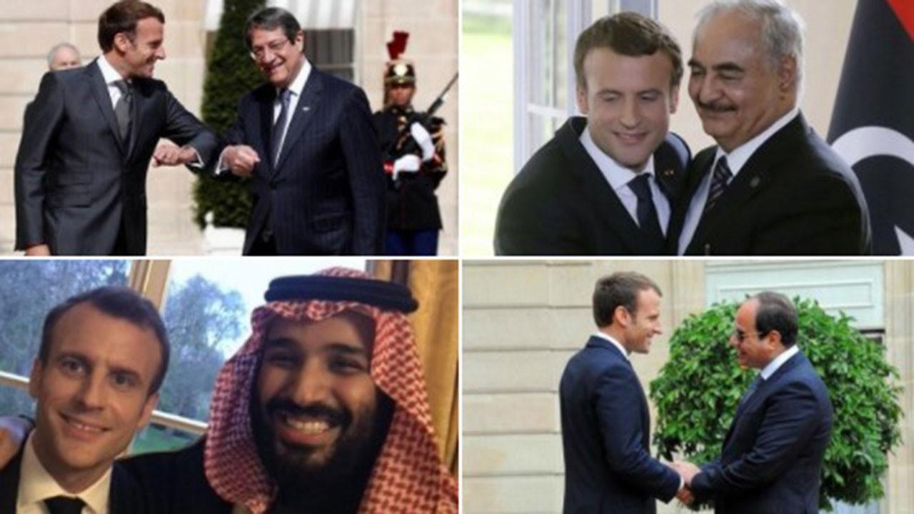 Fransa neden her yerde Türkiye'nin karşısında?