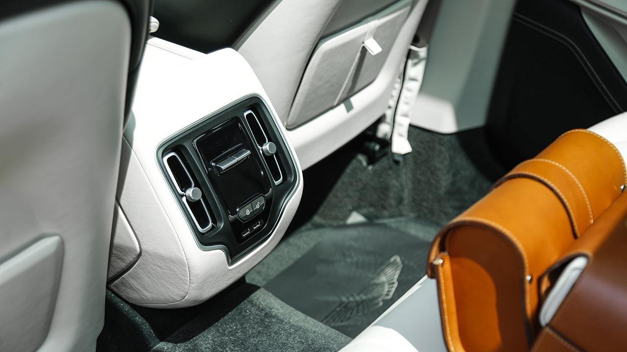 Aston Martin Suv modeli özellikleri ve fiyatı - Sayfa 1