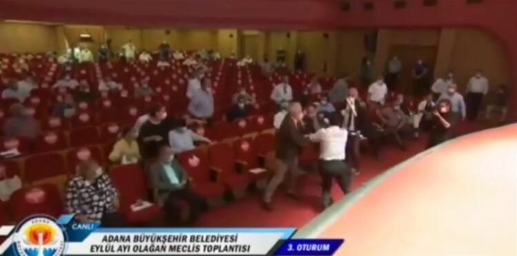 Adana Büyükşehir Belediyesi Meclisi karıştı, MHP'li başkan darp edildi - Sayfa 3