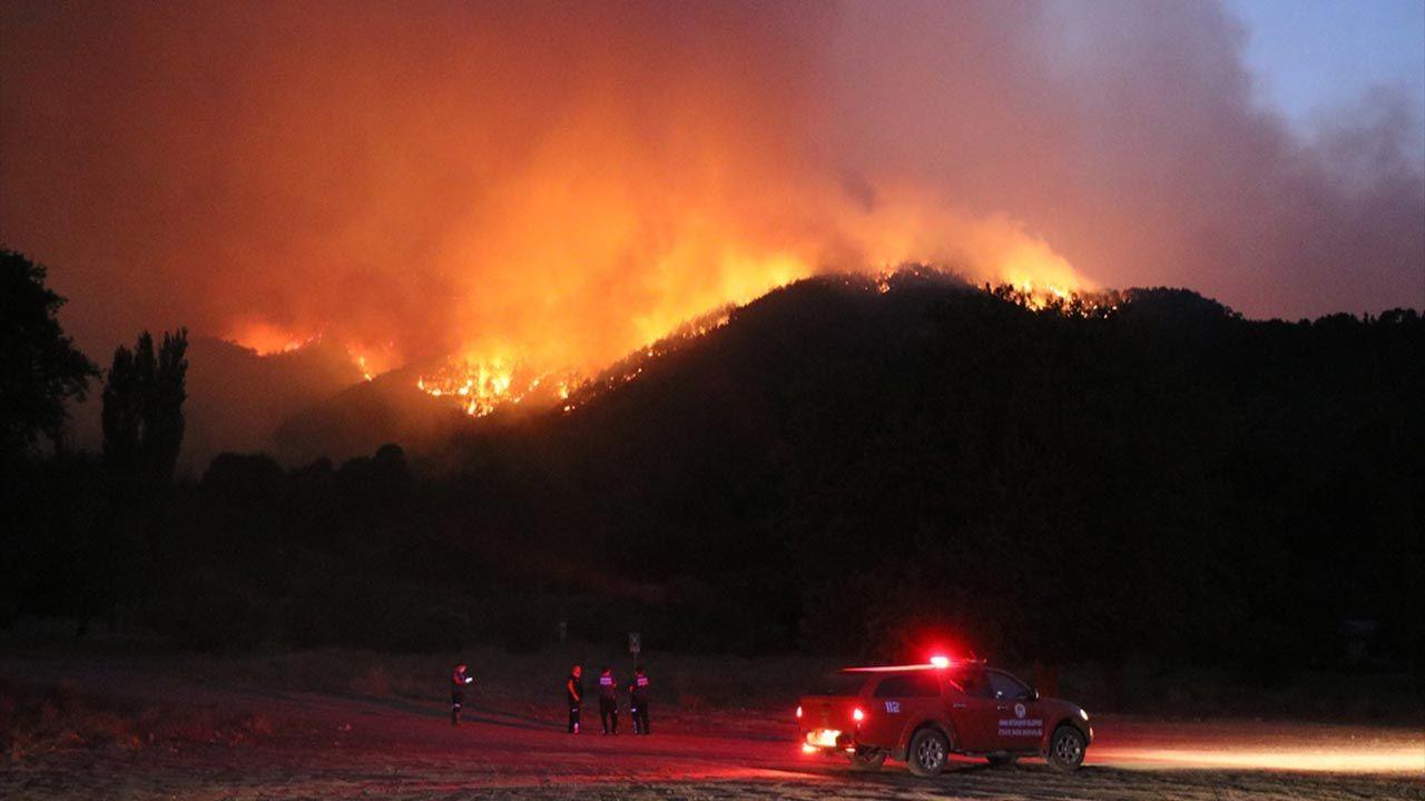 Adana'daki orman yangını hala söndürülemedi - Sayfa 3