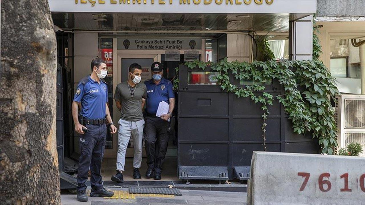 AA'ya baltayla saldıran kişi gözaltında