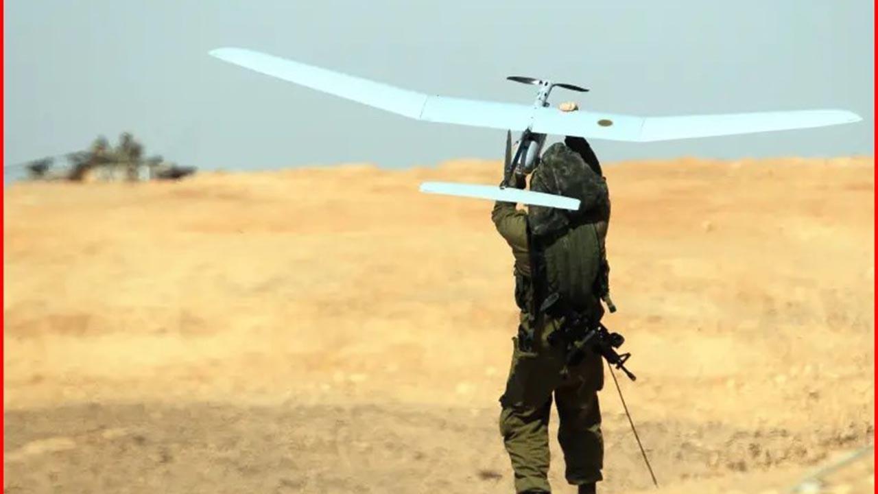 Lübnan ordusu İsrail İHA'sı düşürdü