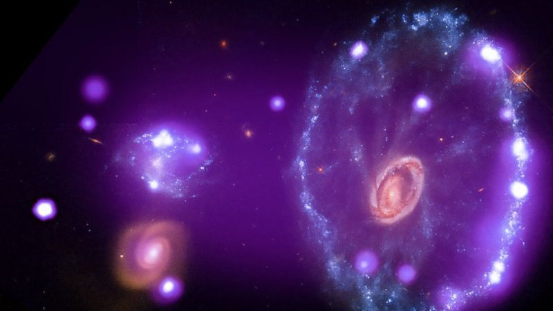 NASA yıldız ve galaksilerin yeni çekilmiş görüntülerini yayınladı - Sayfa 2
