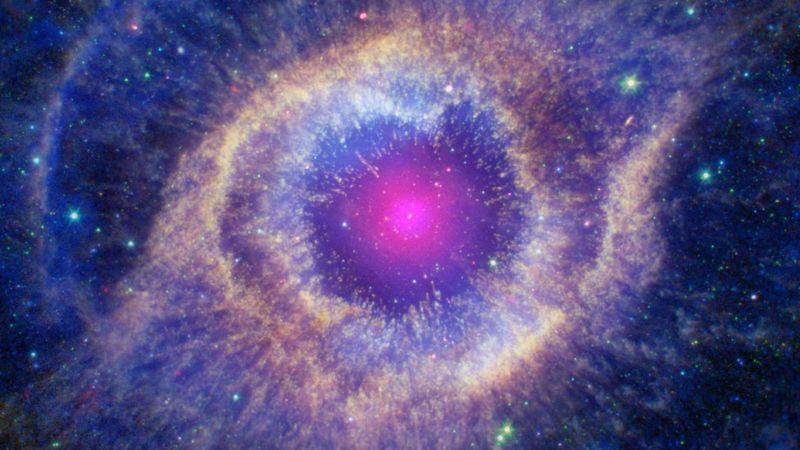NASA yıldız ve galaksilerin yeni çekilmiş görüntülerini yayınladı - Sayfa 1