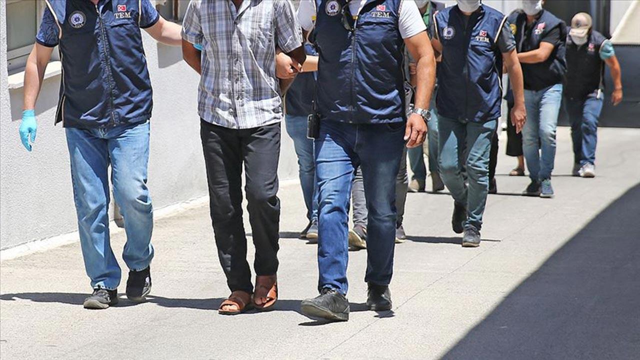 Ankara'da 16 Irak vatandaşı gözaltında