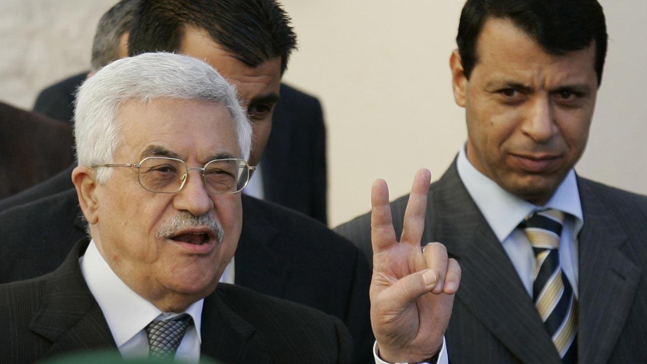 ABD: Abbas'ın yerine Dahlan'ı getireceğiz