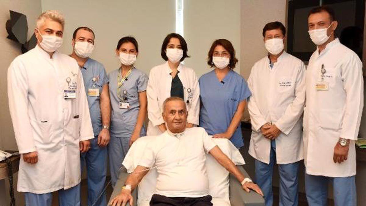 73 yaşındaki ilk korona hastası Peker 4 ay sonra gözlerini açtı - Sayfa 4