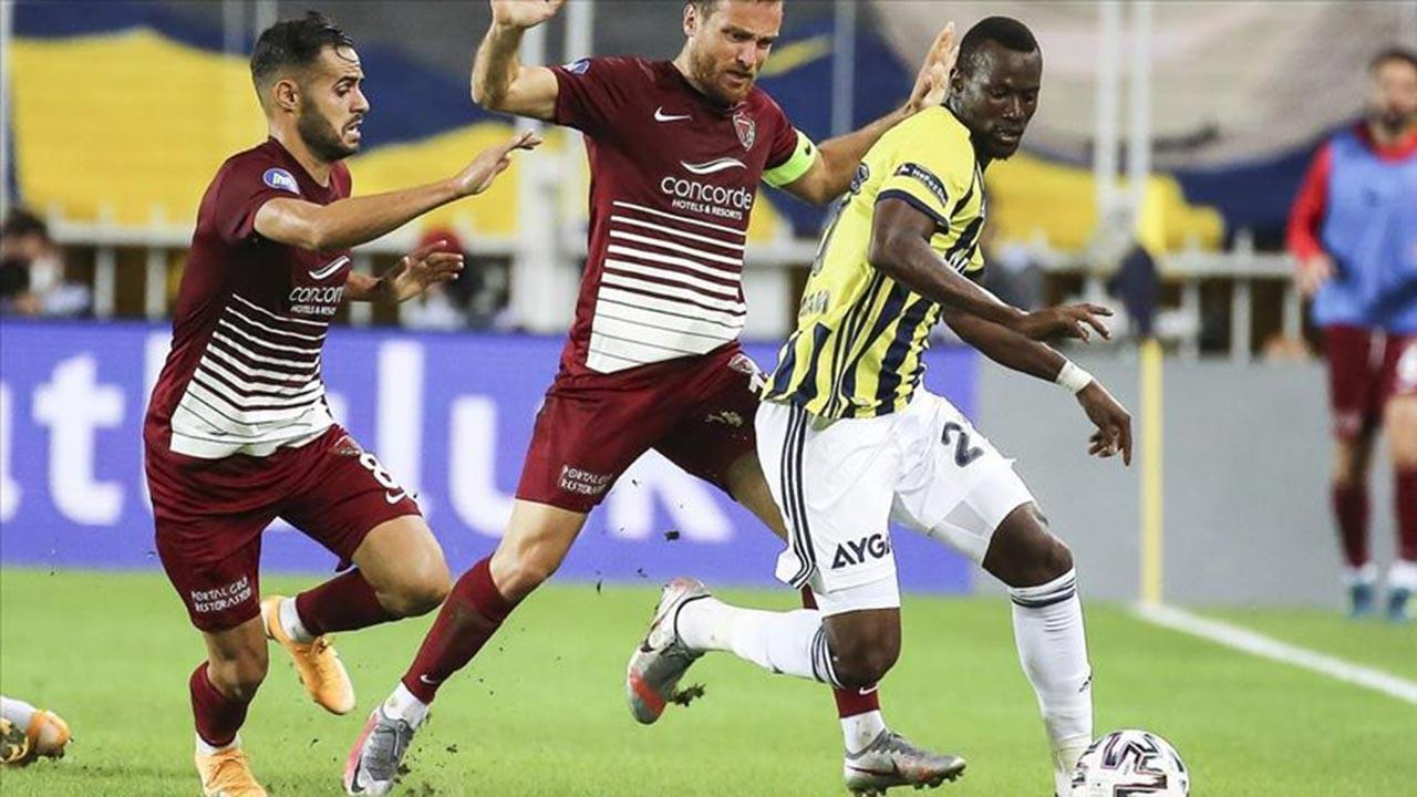 Fenerbahçe 16 yıl sonra kendi sahasında golsüz!