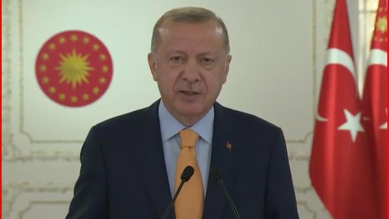 Erdoğan'dan BM Genel Kurulunda tarihi konuşma