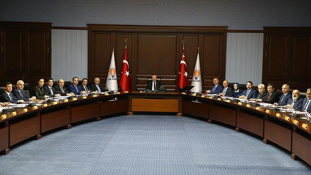 AK Parti'de il kongreleri başlıyor