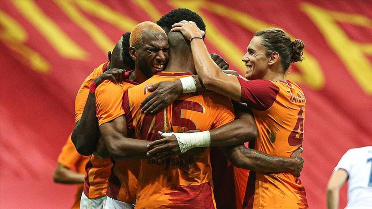 Galatasaray Avrupa'da tur atladı