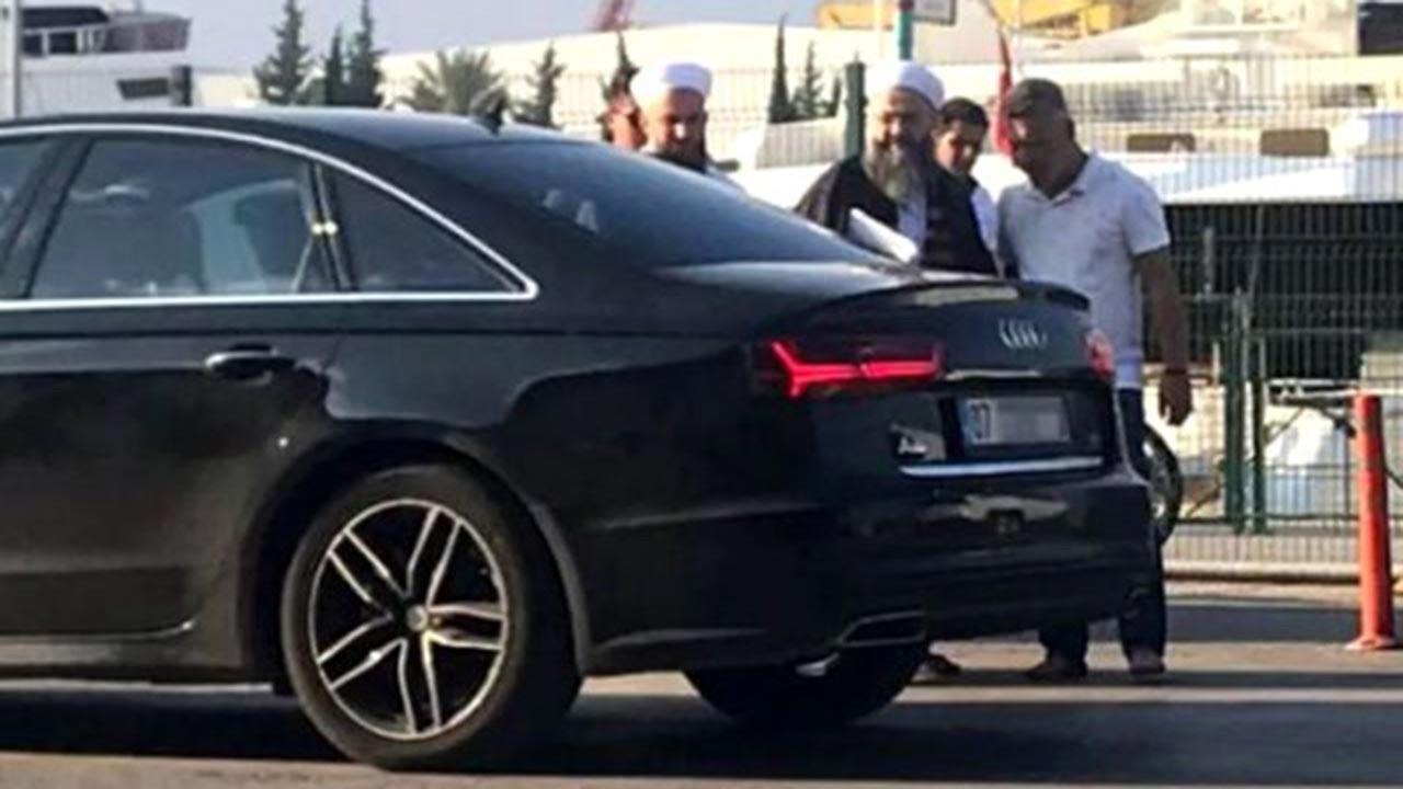 Cübbeli Ahmet lüks araba iftirasına cevap verdi