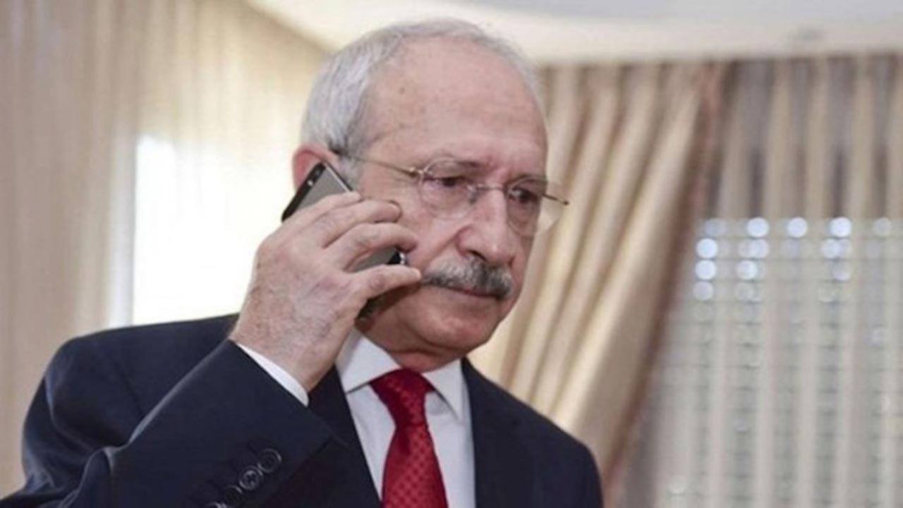 Kılıçdaroğlu'ndan HDP'ye destek telefonu