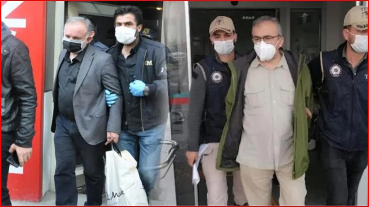 Altan Tan, Sırrı Süreyya, Ayhan Bilgen gözaltında