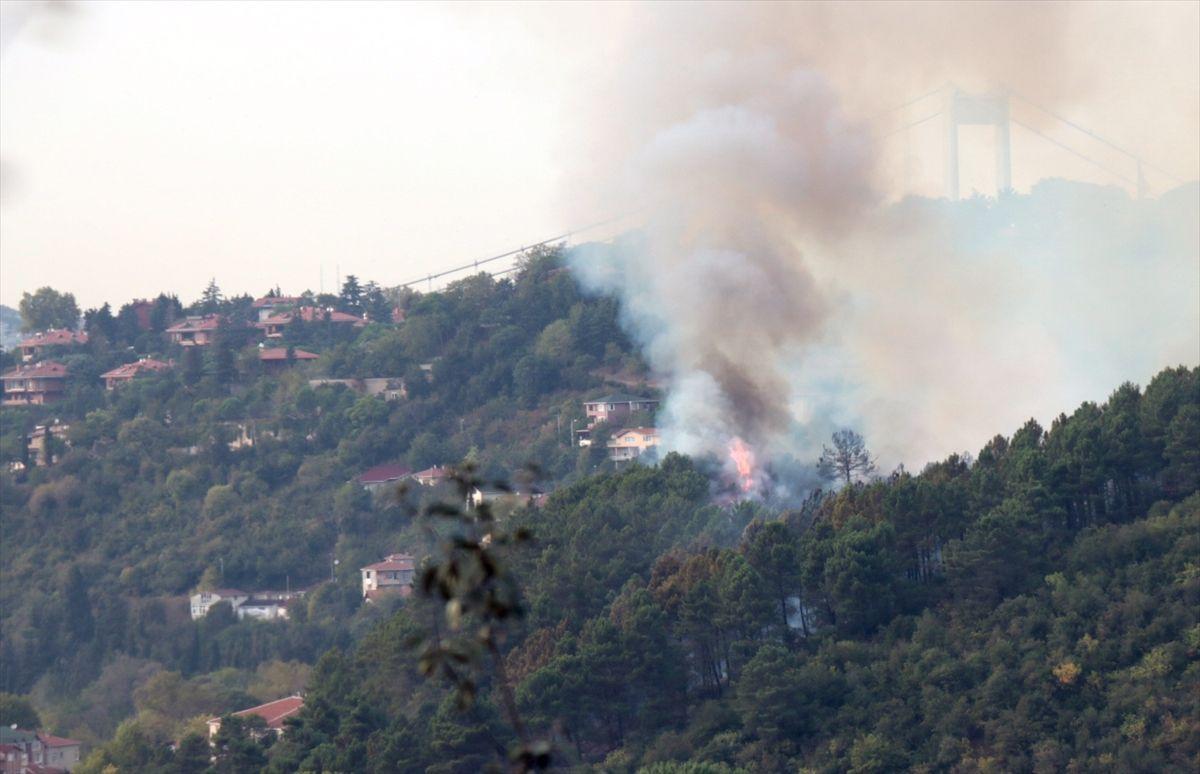 İstanbul Beykoz'da korkutan yangın - Sayfa 2