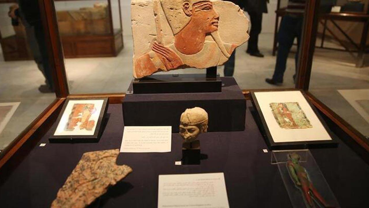 İsrail, Mısır'dan tarihi eser çaldı
