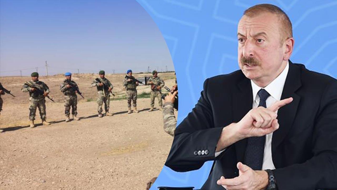 İlham Aliyev Ermenistan'ı uyarmıştı