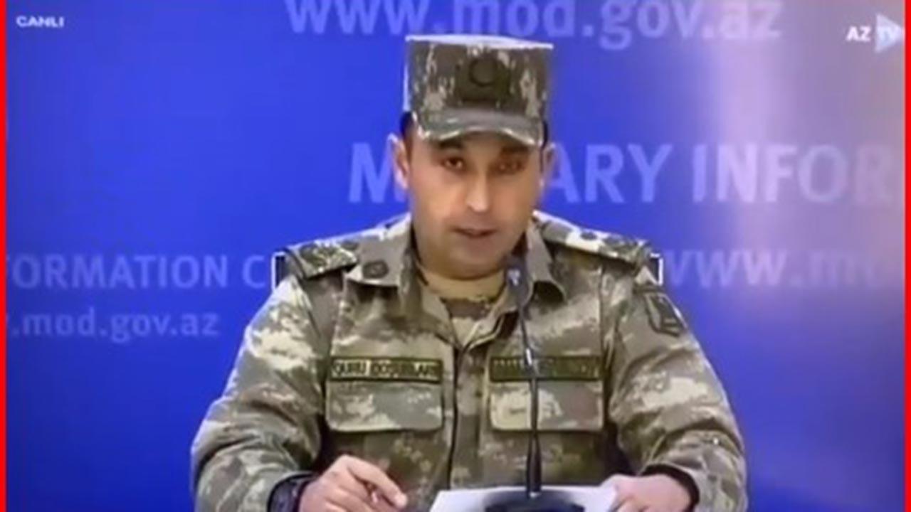 Ermenistan'dan geri alınan bölgeler açıklandı