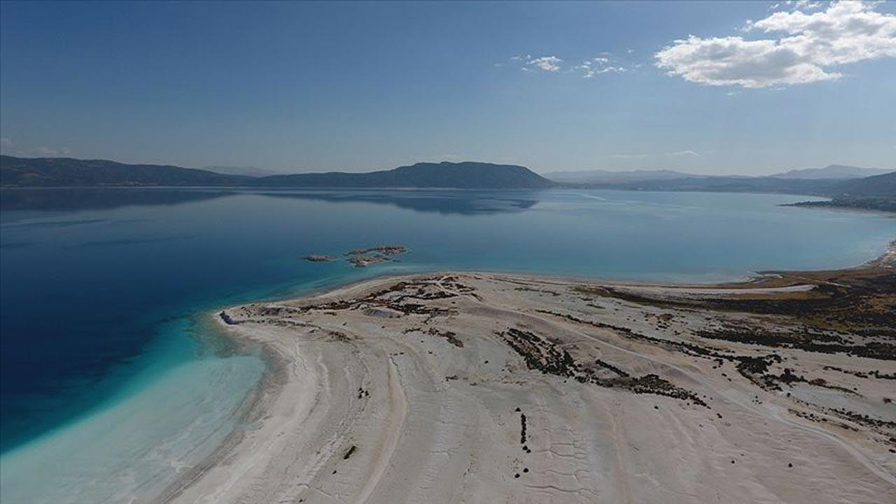 Salda Gölü tamamen korumaya alındı, giriş yasak!