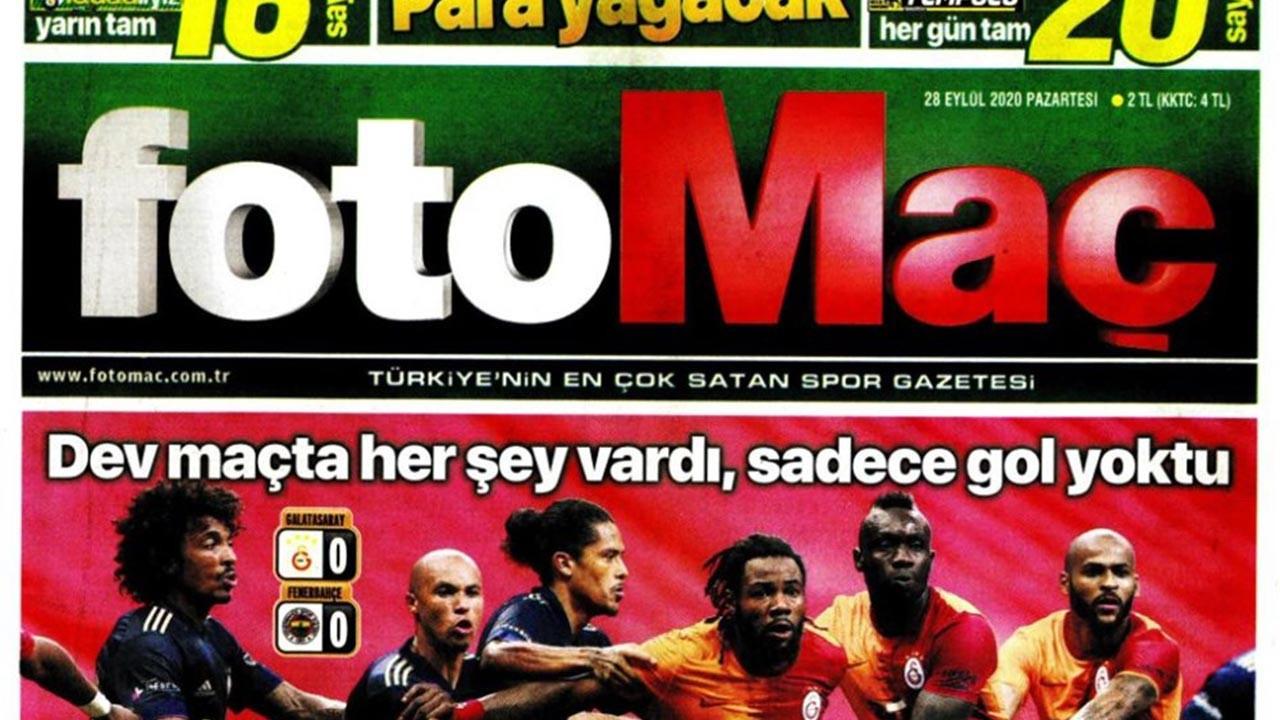 Spor gazete başlıkları ve manşetleri oku