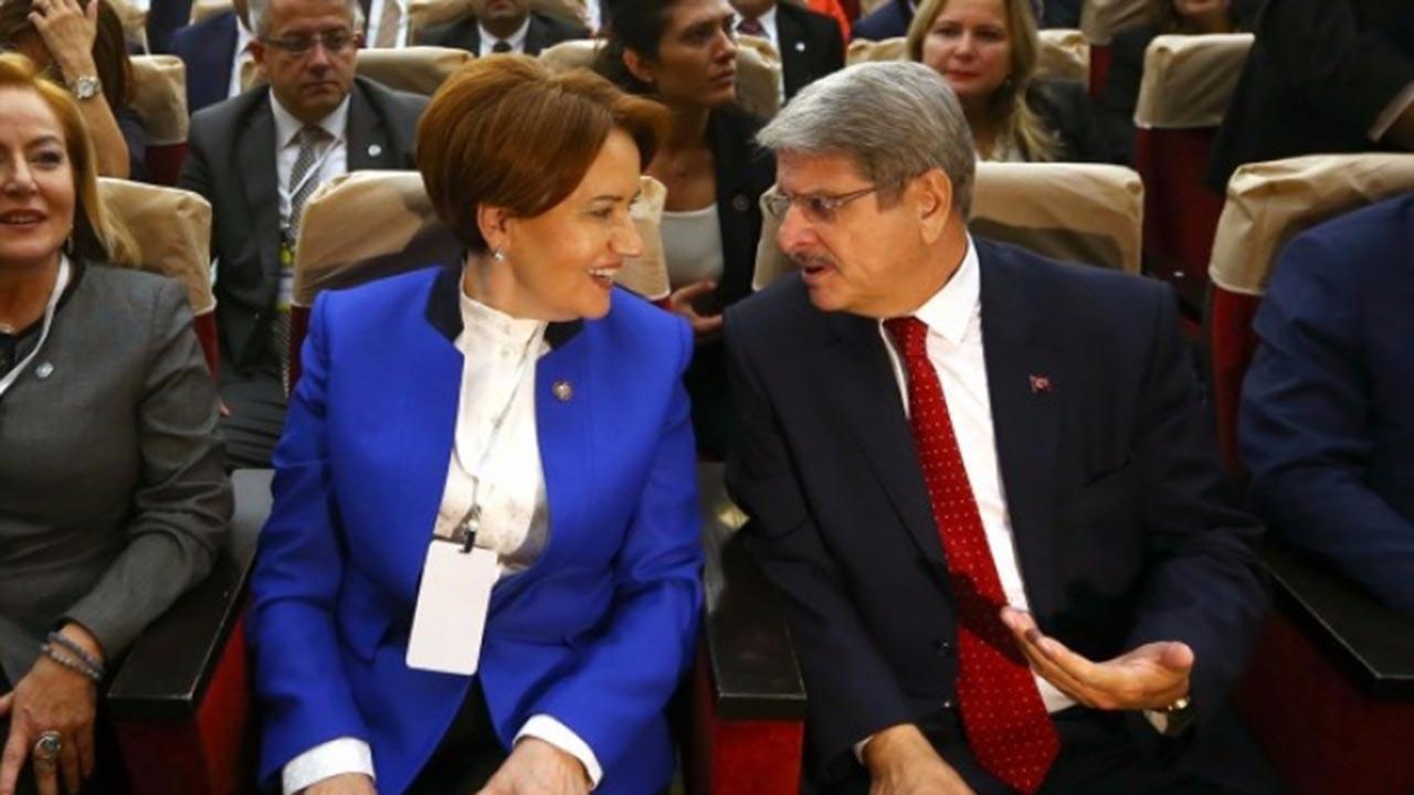 Kavga büyüyor: Meral Akşener ile Aytun Çıray'ın arası açıldı