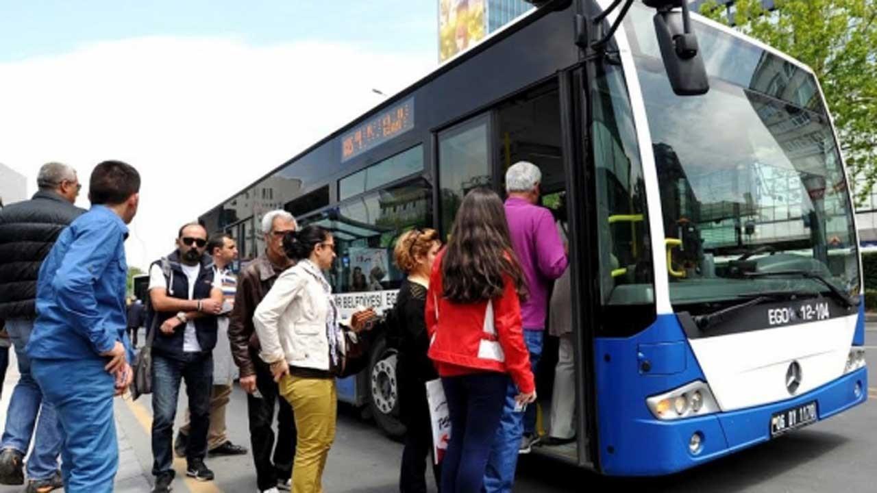 Ankara'da toplu ulaşımda HES kodu zorunluluğu
