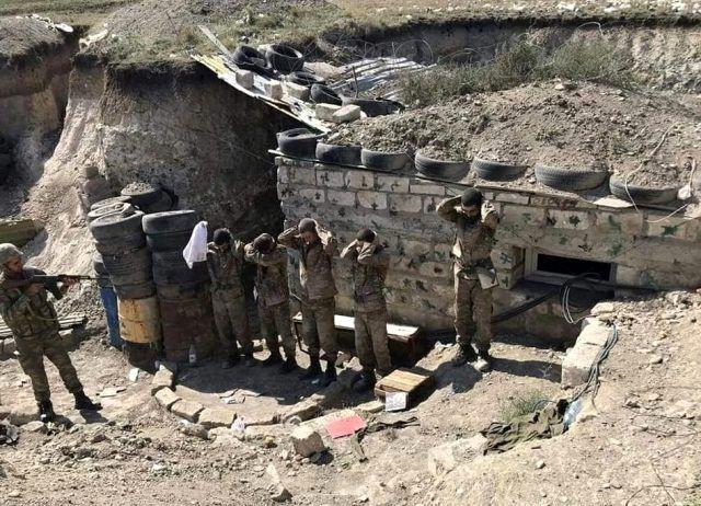 Azerbaycan çok sayıda Ermeni askeri esir aldı - Sayfa 2
