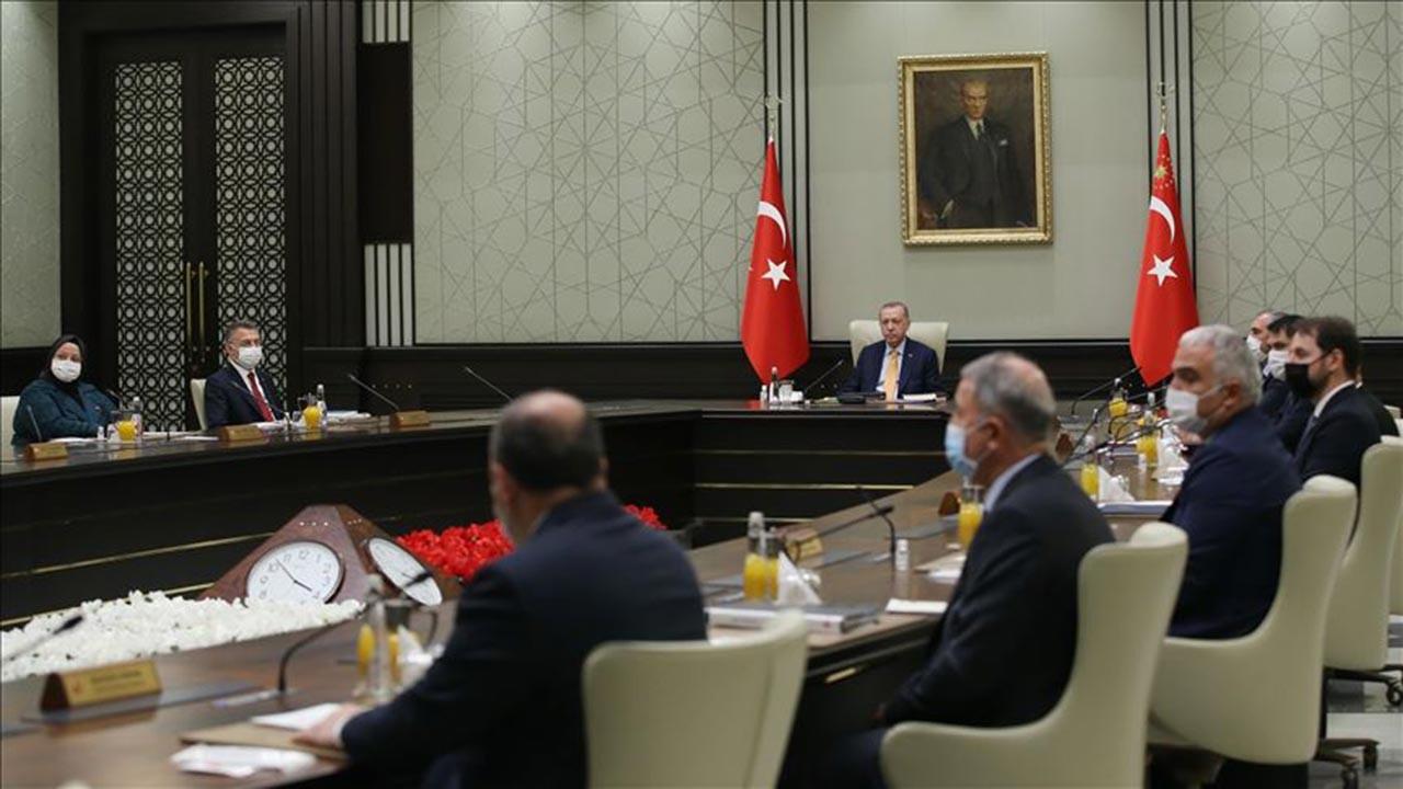 Erdoğan açıkladı: Okullar kısmen açılıyor