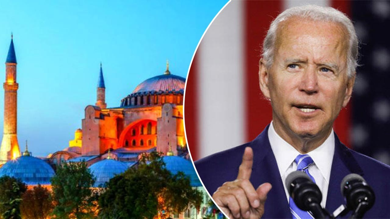 Biden'dan skandal Ayasofya ve Yunanistan çağrısı
